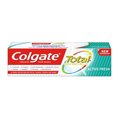Colgate Total Active Fresh-tandkräm